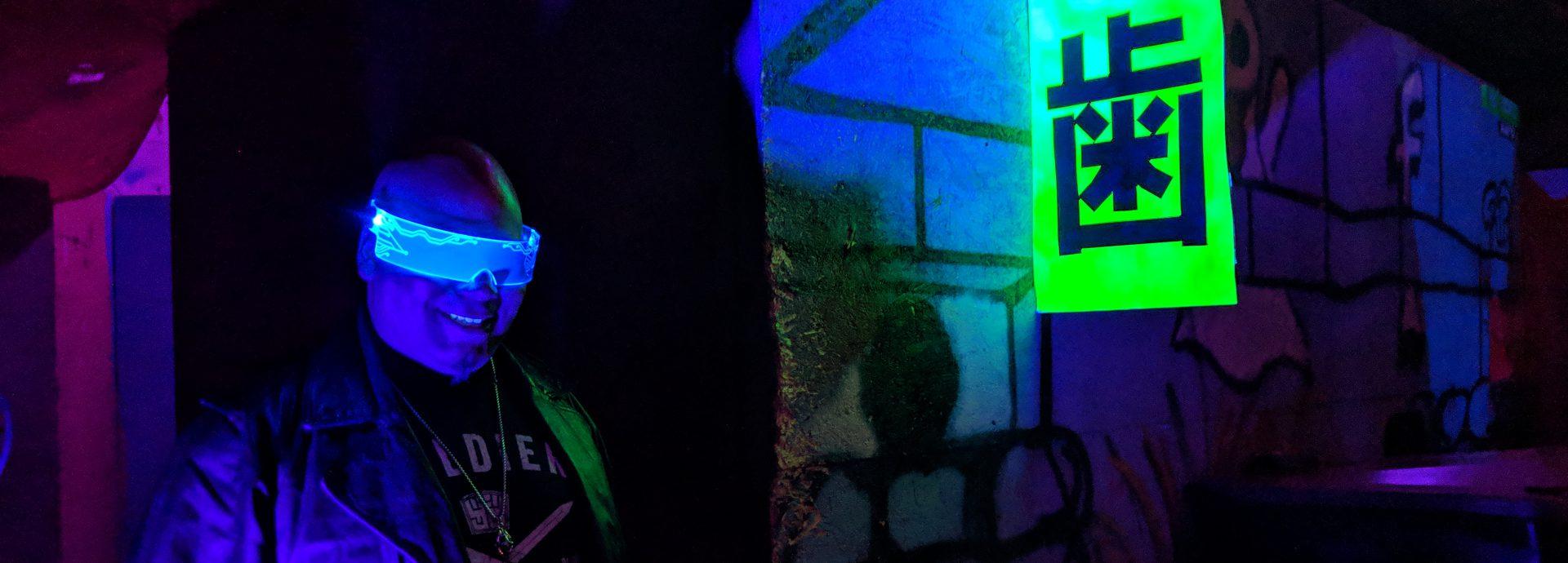 Cyberpunk: Night City